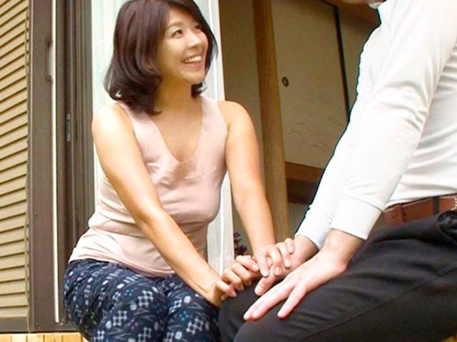 [笹山希]「ねぇ、私とエッチしたい?」めちゃくちゃエッチな若妻さんを寝取っちゃう!不倫ハメに興奮絶頂!
